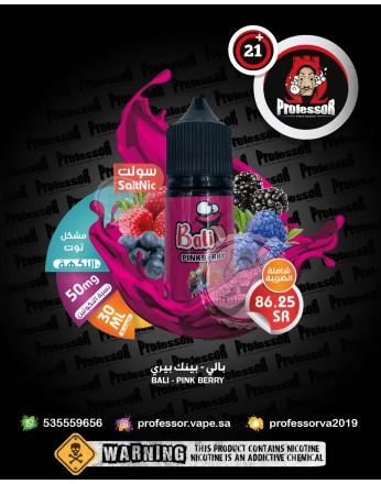 Bali Pinkberry 30ml 50mg